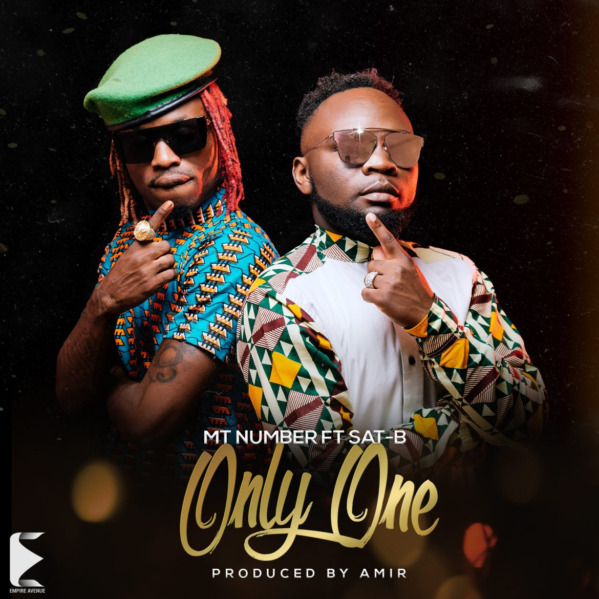Mt number one - My only one ft. Sat-B