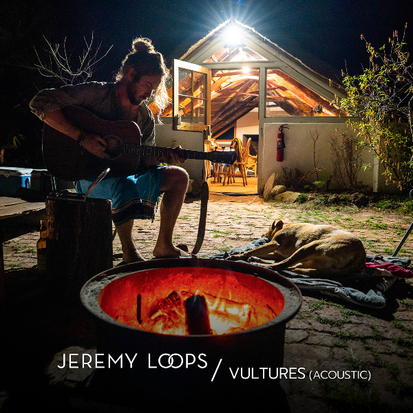 """Jeremy Loops - """"Vultures"""" (Acoustic)"""