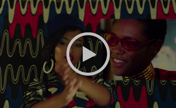 Do you kiss and tell? Colourful and suggestive, Paxton shares the visuals for 'Kiss The Haze' featuring Congolese born treasure 'Tresor'. Ths single is take off her debut album 'This Is Me' following her win at Idols SA season 13.