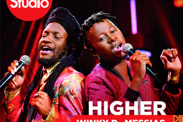 "Winky D x Messias - ""Higher"""