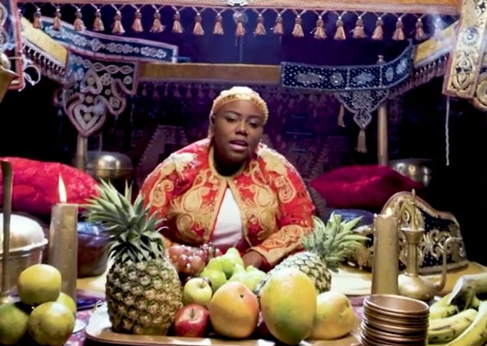 """Following all the teases on social media, Dr Dolor Entertainment superstar – Teni unleashed her well-anticipated single interestingly titled """"Power Rangers"""" The tune was released a few hours ago to mixed reviews. She wastes no time in putting out the official music video to the single. Teni is super stylish in the new video compared to her normal self. She can be seen donning a dress and while she acts as an Arab princess. Enjoy the video for """"Power Rangers"""" below."""