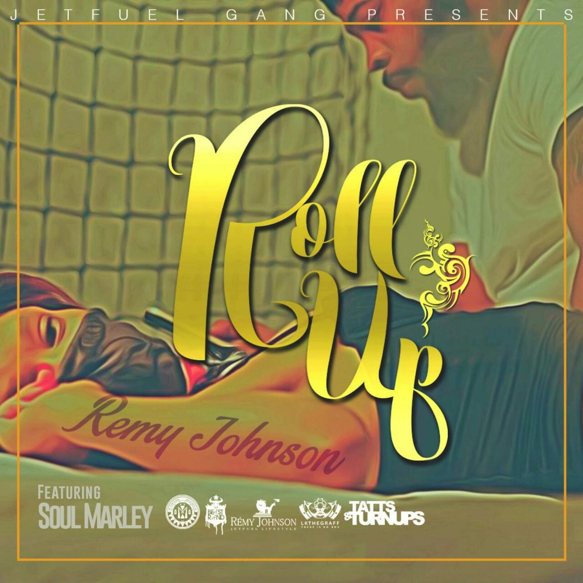 """Remy Johnson Drops Two Versions of His New """"Roll Up"""" Single"""
