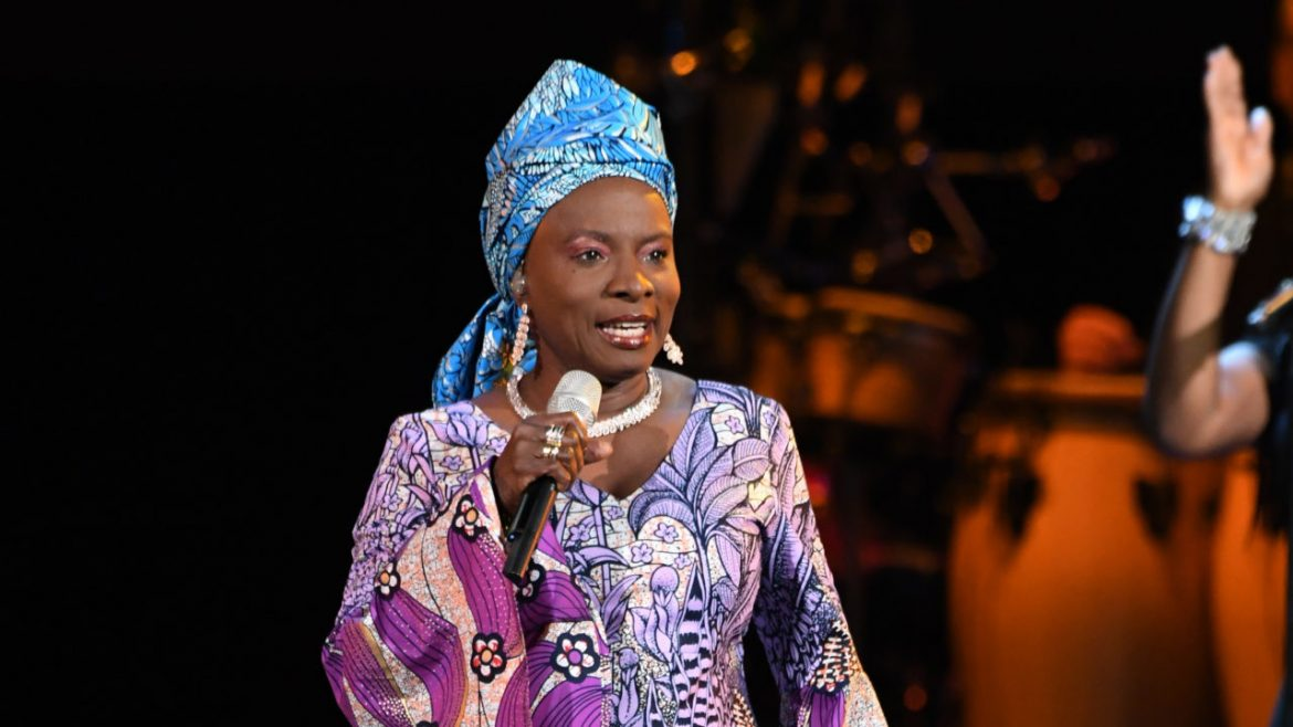 Angelique Kidjo Wins Grammy & Dedicates Her Award To Burna Boy