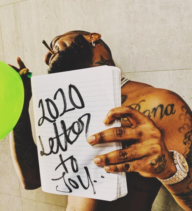 Davido – 2020 Letter To You