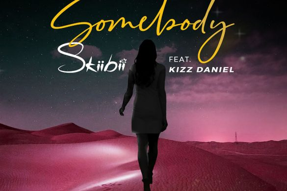 Skiibi Ft Kizz Daniel - Somebody