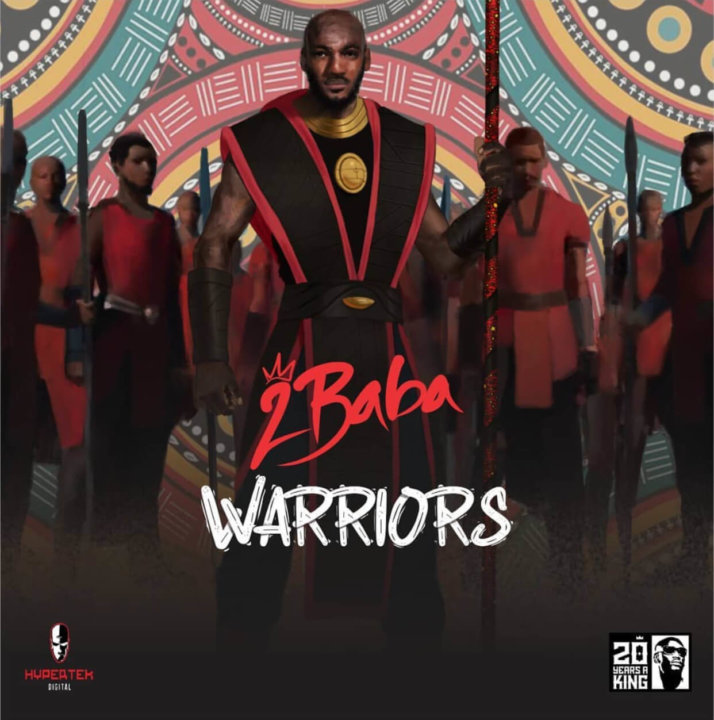 2Baba ft. Tiwa Savage – Ginger